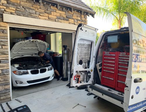 Mobile Car Repair Services for the Holidays!